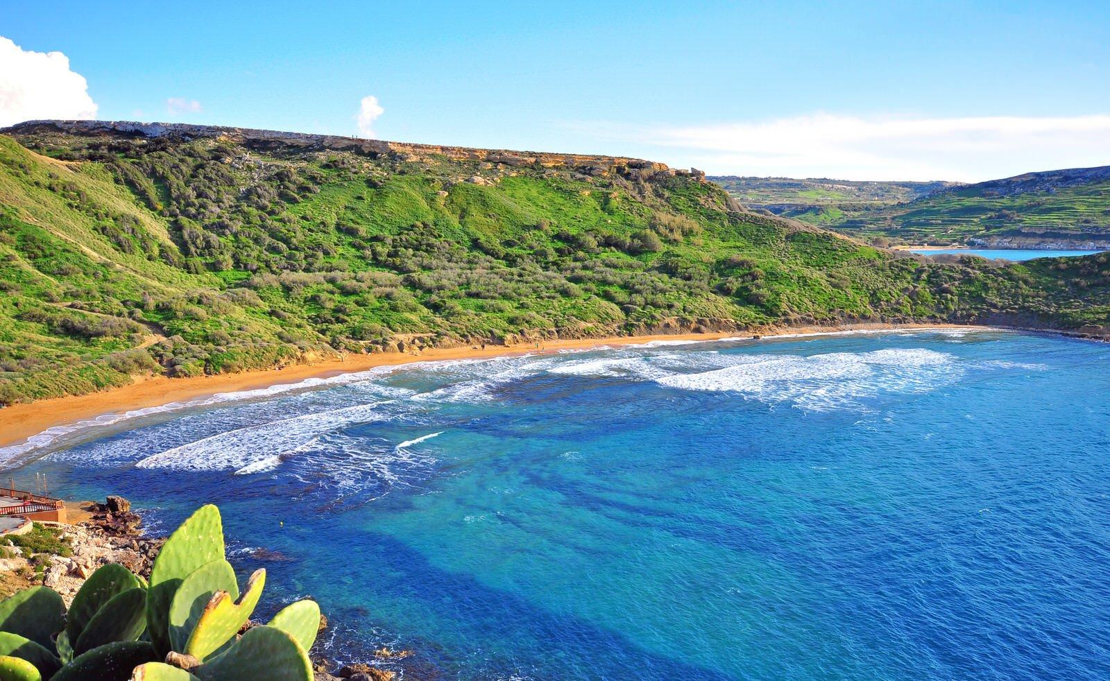 Malta Beaches Marina Hotel Corinthia Beach Resort